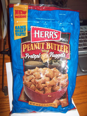 What's more amazing is that I actually purchased a Herr's product.
