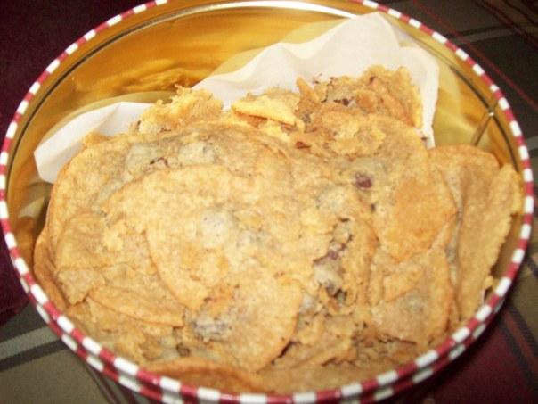 Hope you like cookie dough.