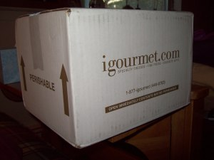 Hey iGourmet, we're giving you some free advertising...how about some free cheese?