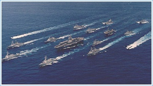 "That ""sticks around"" peanut butter pun wasn't intentional. Here's a picture of a naval fleet to distract you from it."