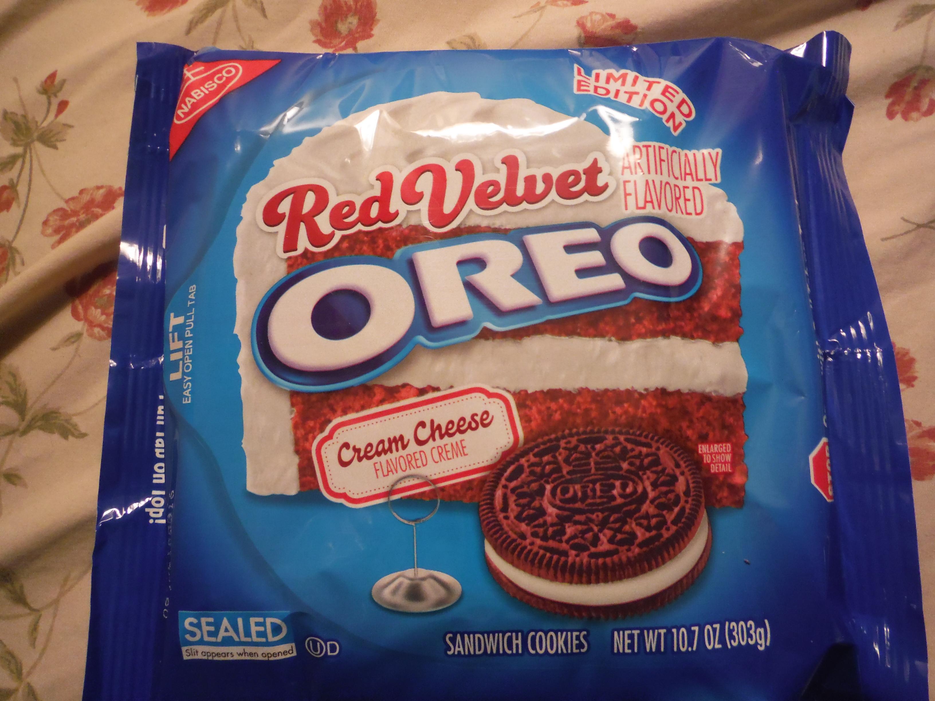 Colored Oreo Cookies Dscf