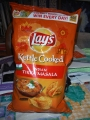 The Snack Report: Lay's Indian Tikka Masala Potato Chips